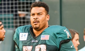 Brandon Brooks has been with the Eagles since 2016