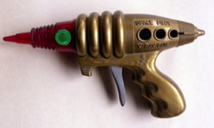 Ray guns: will they ever be more than cool toys