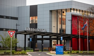 Dubbo hospital.