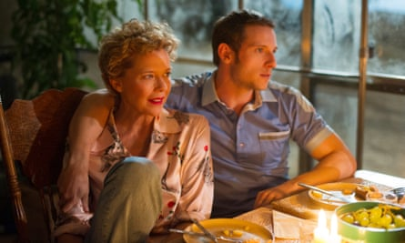 'It refused to get made' … Annette Bening and Jamie Bell as Gloria Grahame and Peter Turner.