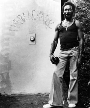 Lee 'Scratch' Perry in The Upsetters era.