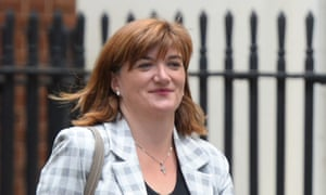 The culture secretary, Nicky Morgan, wants to add top women's sporting competitions to the list of protected sporting events reserved for free-to-air broadcasters.