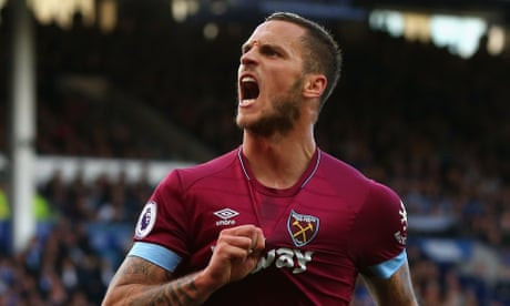 Focused Marko Arnautovic offers Manuel Pellegrini his clearest hope| Jacob Steinberg