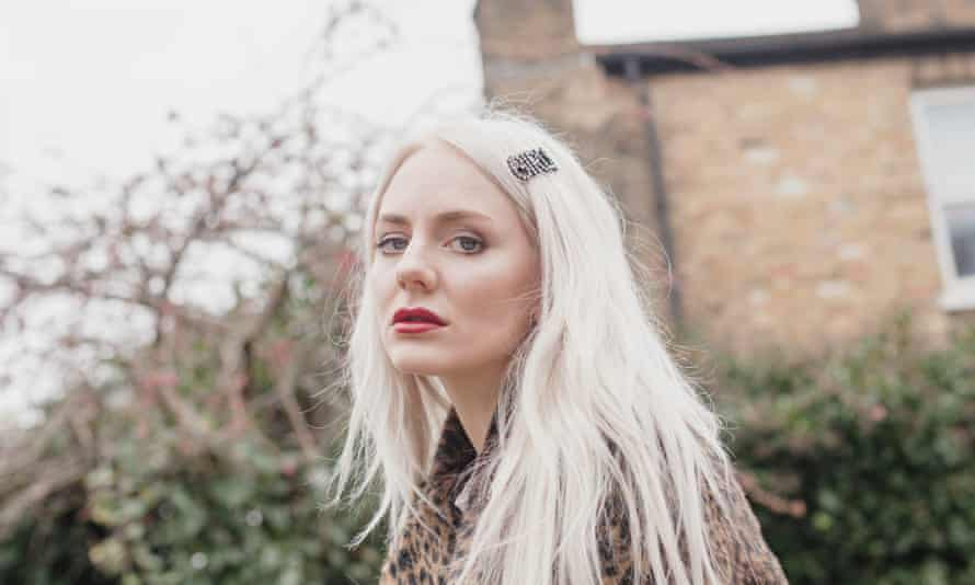 'To my mind, I looked a bit like a teenage Courtney: big eyes, big nose, mouth and chin, almost pretty but too much to fit on one face': Hannah Ewens.