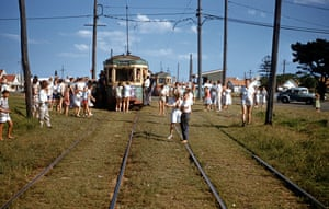 The last tram to La Perouse