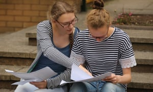 'This year's students have taken their exams in an educational pressure cooker.'
