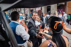 Photos Mexico City during Corona Pendemic