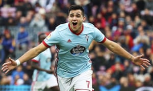 Maxi Gómez could be loaned back to Celta Vigo for the remainder of this season if West Ham conclude a deal for his signature before the transfer window closes on Thursday.