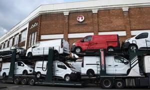 The Vauxhall factory in Luton will make the Vivaro van until 2025.