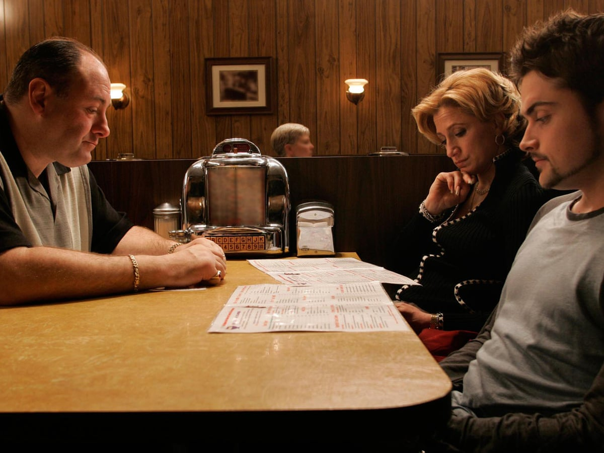 Image result for the sopranos series finale