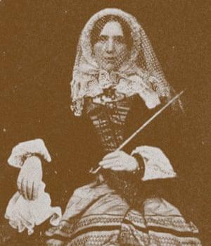 Oscar Wilde's mother, Jane.