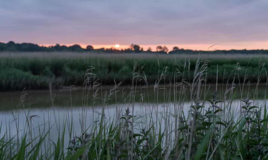 Snape Maltings during the dawn chorus captured during 2016's Aldeburgh festival