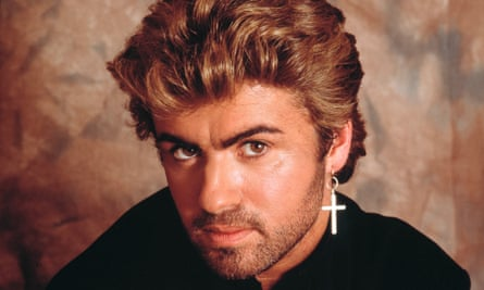 The late George Michael.