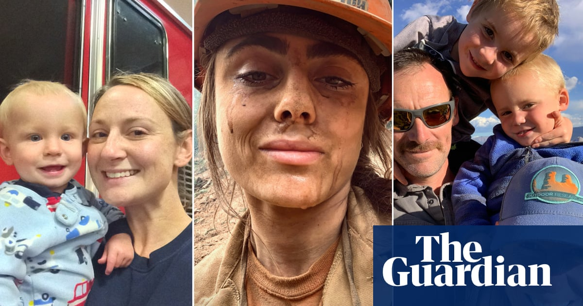 Female 'hotshot' firefighters want action on reproductive health risks
