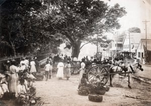 Street View, Kingston, Jamaica