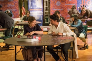 Puzzle Kelly Macdonald and Irrfan Khan Film directed by Marc Turtletaub