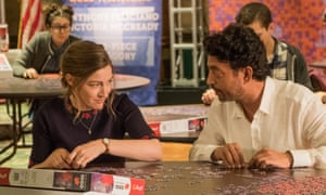 Kelly Macdonald and Irrfan Khan Film in Puzzle.