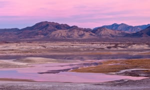 The bill classifies nearly 620 miles of river as 'wild and scenic', including the Amargosa River in California.