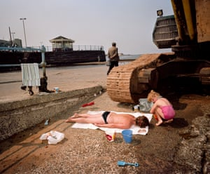 New Brighton, Merseyside, 1983-85