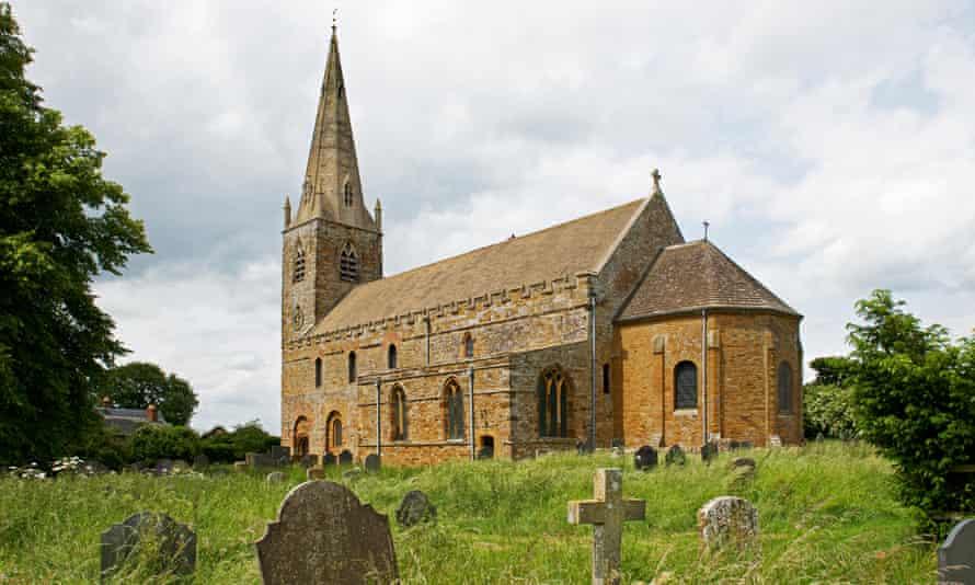 All Saints Church, Brixworth.