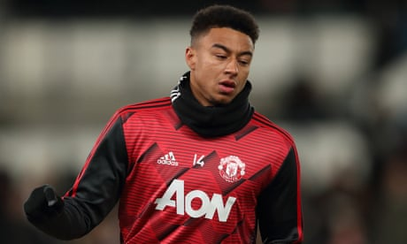 Manchester United condemn apparent racist abuse of Jesse Lingard at Derby