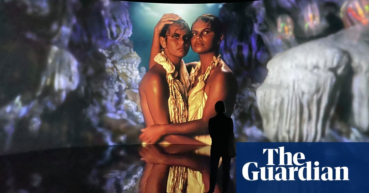 'It took every cell in my body to the edge': on Black tenderness in Australian art