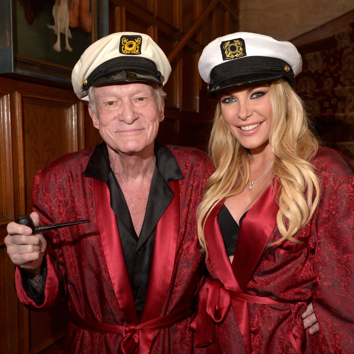Yours For 200m The Playboy Mansion Including Hugh Hefner Hugh Hefner The Guardian