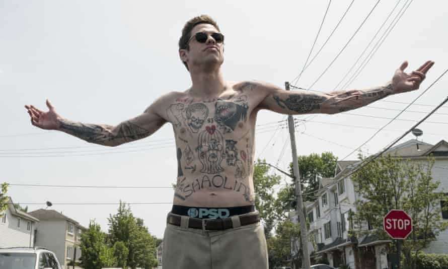 Pete Davidson in The King of Staten Island.