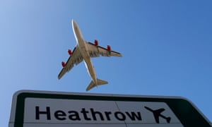 Heathrow airport: government to announce decision on third runway | Environment | The Guardian