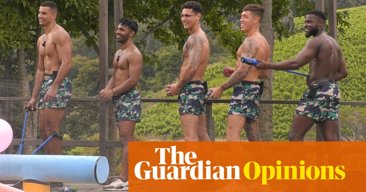 Love Island, welcome to Cape Town. Now what am I actually watching? | Rosa Lyster
