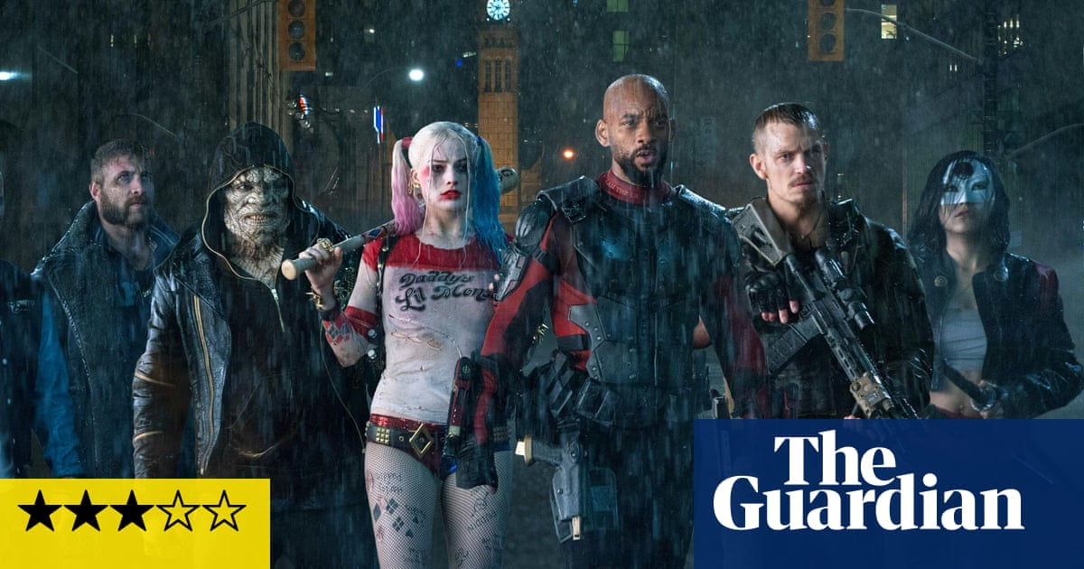 download suicide squad full movie hindi dubbed