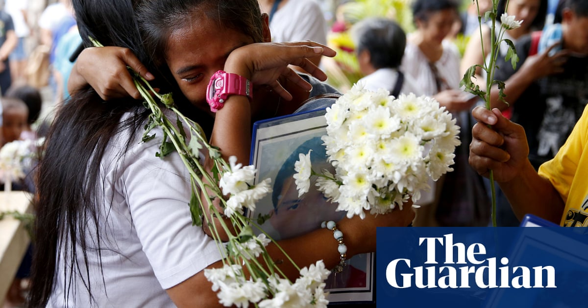'We have to show courage': the Philippines mothers taking Duterte and his 'war on drugs' to court