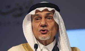Saudi prince, Turki al-Faisal, says his country will retain control of the hajj, following September's deadly crush at the annual pilgrimage.
