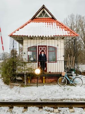 Liudmyla Hryhorivna Borshch,113 km crossing, Kononivka stationSouthwestern Railways