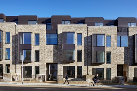 Eddington in Cambridge, from the Neave Brown award shortlist