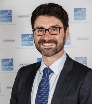 Maurizio Cecconi ESICM