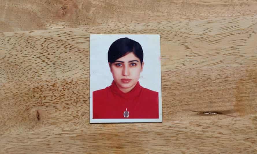 Image from Qandeel Baloch documentary