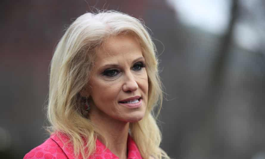 'Kellyanne Conway frequently makes me want to use the F word – and, believe me, that word isn't feminist.'