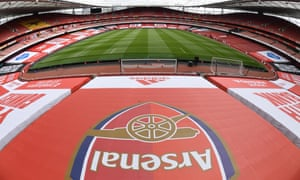 Arsenal's Emirates Stadium, pictured in July.