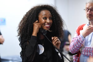 Beverley Knight BGC Annual Global Charity Day, London.