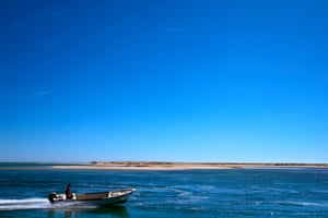 Across the Ria Formosa Armona Island is visible to the naked eye from Fuseta. Armona is now part of the Olhão munipality and demolitions here have been suspended for eight years – Armona beach is 9 km in length