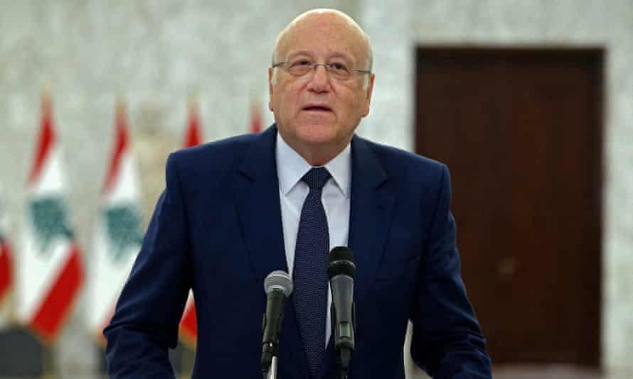 Najib Miqati is Lebanon's richest man.