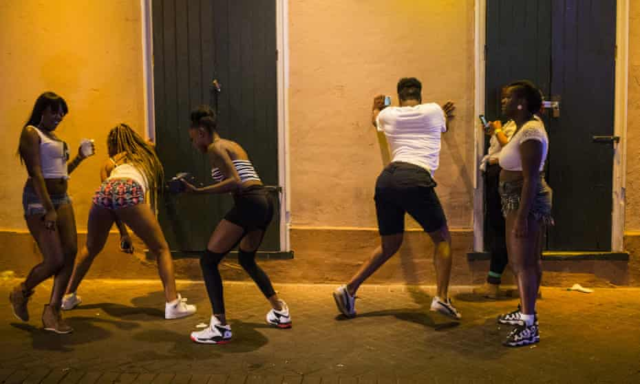 Twerking: fine for New Orleans, but too hot for Mississippi to handle.