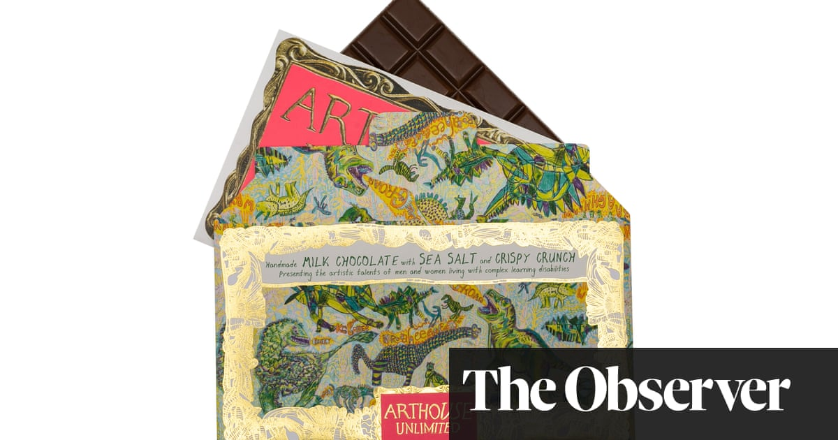 Chocolate as a charitable act