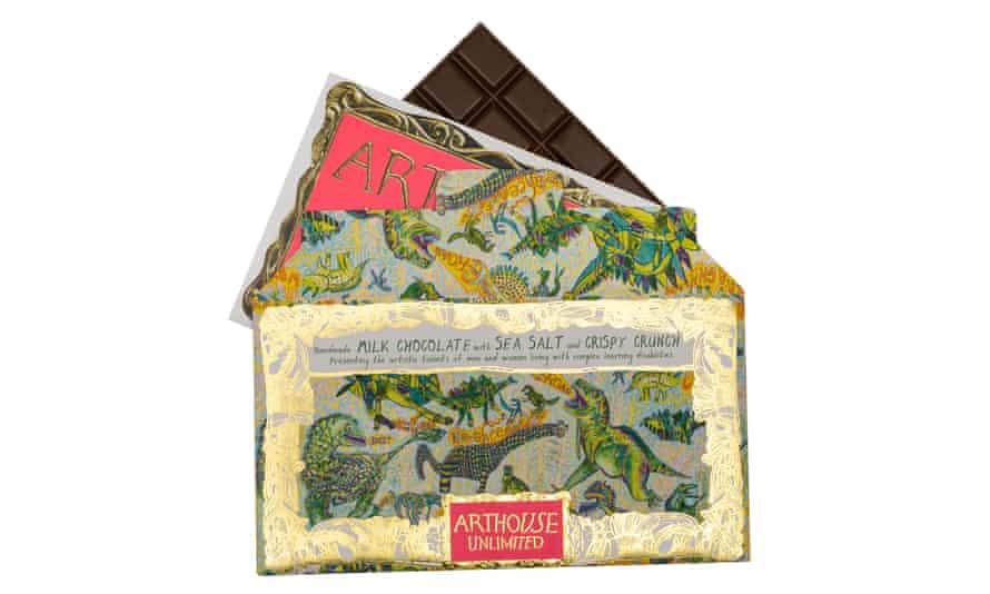 Arthouse Unlimited chocolate