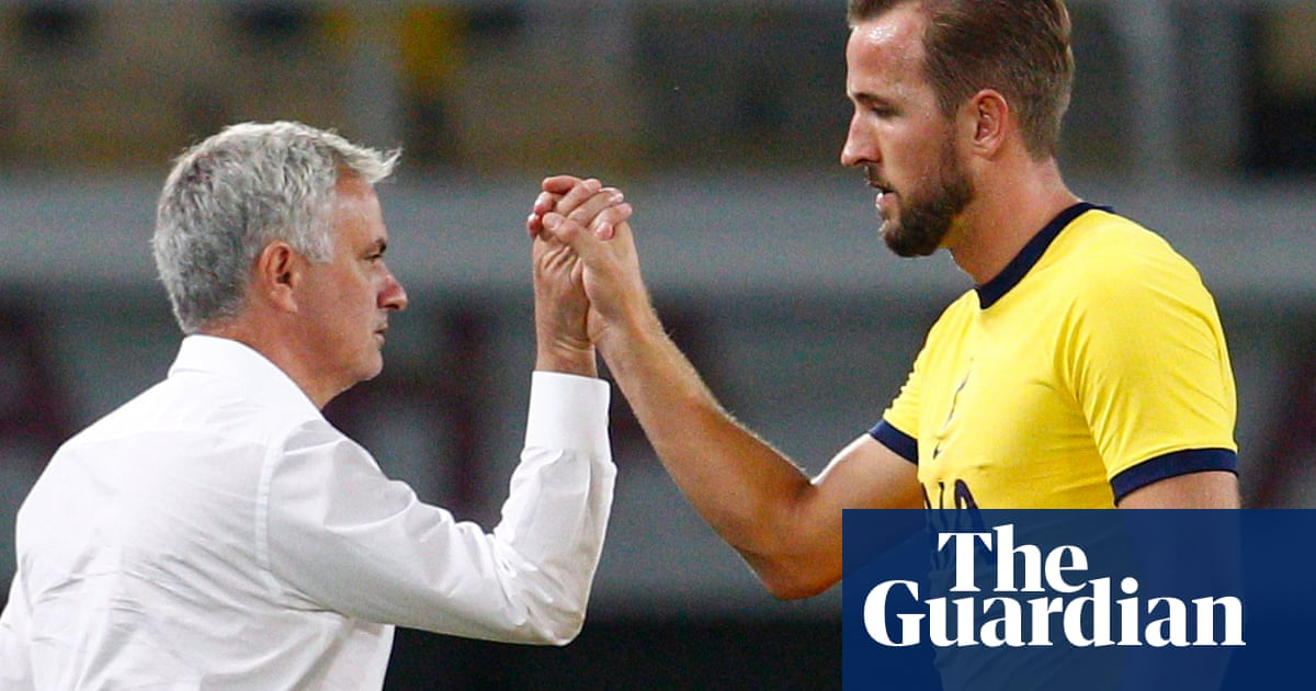 Mourinho urges Southgate not to over-play Kane in trio of England fixtures