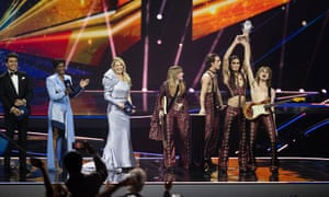 65th Eurovision Song Contest winners, Italy!