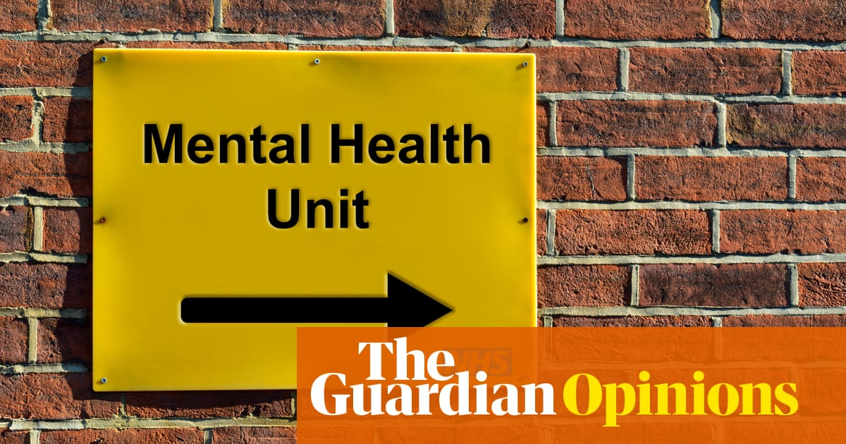 Mental illness is a reality – so why does 'mental health' get all the attention?