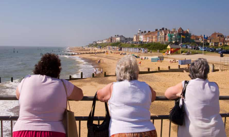 Women in England are living shorter lives than their European counterparts.