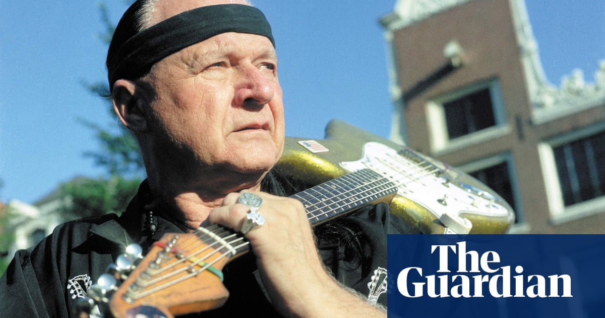 Dick Dale, godfather of surf guitar, dies aged 81 | Music | The Guardian